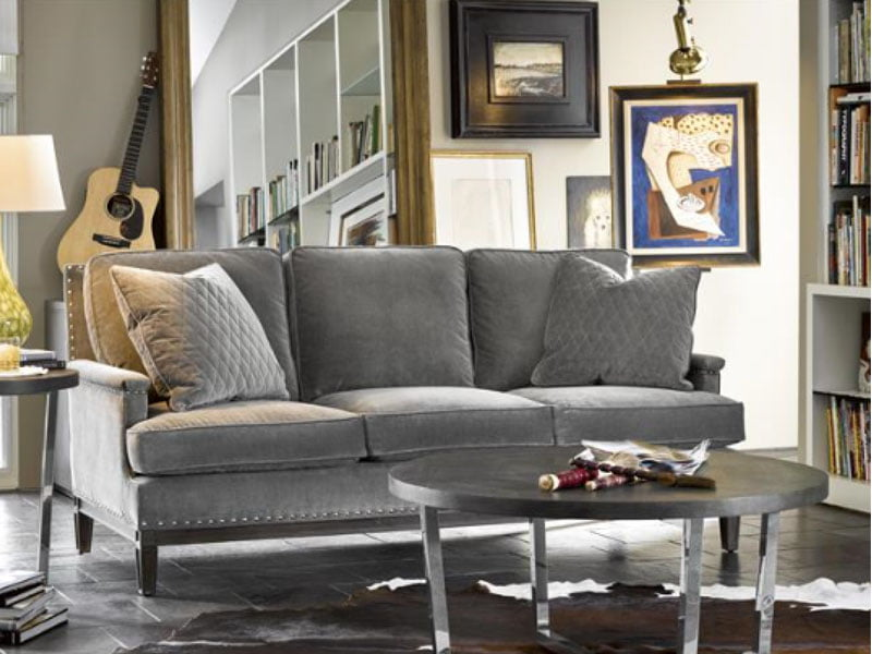 Five Daring Sofa Colors to Make Your Living Room Come to Life