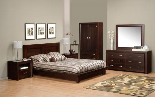 Contempo Bedroom